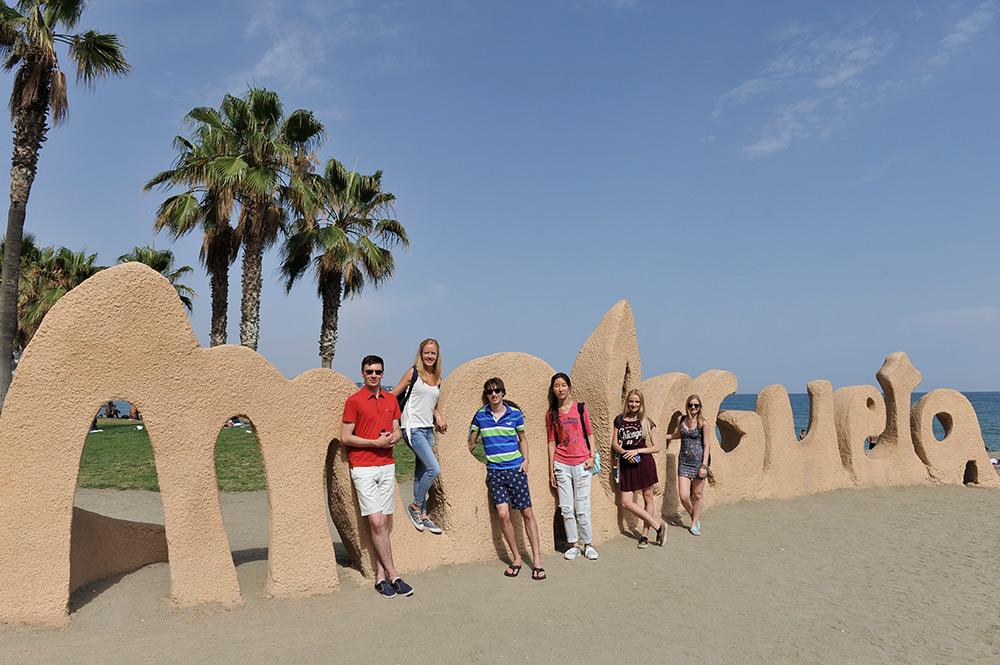 Spanish courses in Málaga
