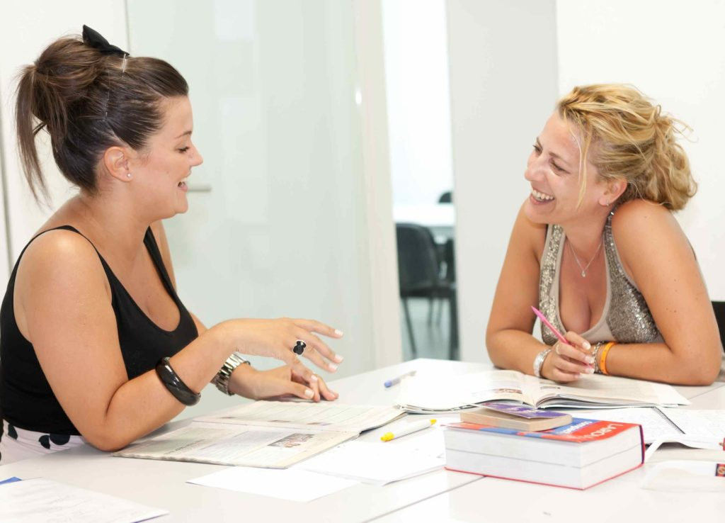 Study Spanish courses in Ibiza and meet new people