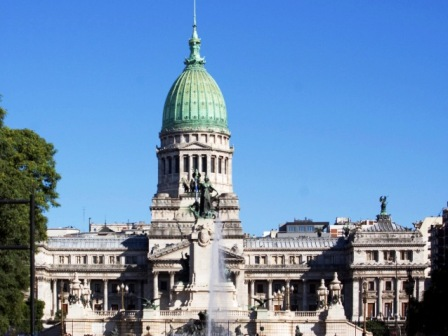 Spanish courses in Buenos Aires a beautiful city in Argentina. See some wonderful sites and building whilst studying Spanish language abroad.