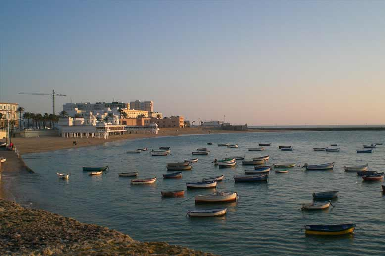 Take Spanish courses in Cádiz and experience some breathtaking views